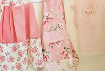 Pretty Little Apron Strings / Modern and vintage aprons, vintage apron patterns, women's aprons, girls' aprons, even aprons for dad!