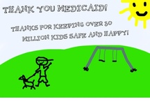 Medicare & Medicaid  / On July 30, 1965, President Lyndon Johnson signed both Medicare and Medicaid into law. Join us in working to preserve these very important programs, as they both work to keep Americans healthy and happy! / by Families USA