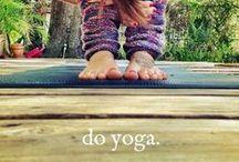 Yo-Yo-Yoga! / by Katie Kelly