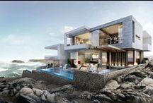 Amazing Architecture / by Katie Hudder