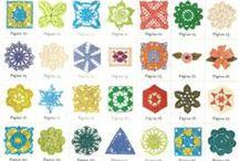 Crochê & Tricô - Crochet & Knitting / Crochê & Tricô  Crochet & Knitting / by Blog Brilhos&Botões