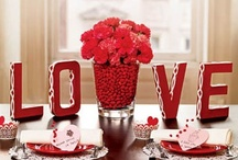 Valentines Day Decore, Activities, and Crafts / by Charity Cole