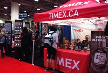 Timex Events / Timex Canada at various National events!