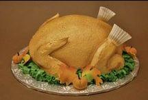 Thanksgiving Designs - Bethel Bakery