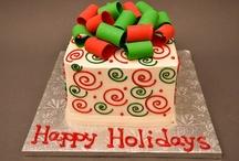 Christmas Designs - Bethel Bakery