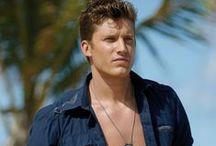 Brady Ervin / American male model and star athlete Brady Ervin. Wilhelmina (Miami), Major Models (New York), Independent Men (Milan), Moore Creative Talent (Minneapolis), Wehmann Models (Minneapolis), Promod (Hamburg).