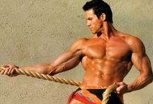 Chad Crouse / California-based fitness model, athlete and pro bodybuilder