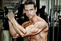 David Morin / Miami-based trainer and fitness model.