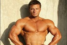 Kevin Perod / Texas-based champion IFBB pro bodybuilder and fitness model, Kevin Perod.