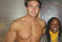 Robert Walter / Fitness model. Silver Models (NYC).