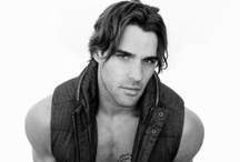 Thierry Pepin / Québécois male model and actor.