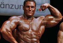 David Hoffmann / German champion bodybuilder