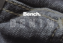 Bench Denim  / Great new Denim range at Bench / by Bench
