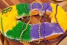Mardi Gras Designs - Bethel Bakery