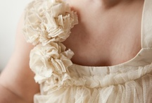 ...toni caldi di crema... / Christening gowns, Baptismal dresses, vintage clothing for baby and girls, all in sweet, warm shades of cream and ivory. / by Sentimental Baby