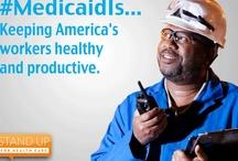 #MedicaidIs / by Families USA