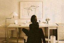 I/ ESTUDIO / Interiores: espacios de producción. (Studio/office space) / by A E O