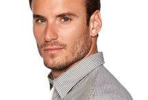 Joe Weir / Disarmingly handsome Canadian male model. Wilhelmina (NYC, Miami, LA), Boss Models (Cape Town), Fashion (Milan), Modelwerk (Hamburg).