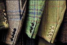 Fall for Tweed / We're crazy about Tweed! Nothing more classic than chic new tweeds to très handsome herringbones.