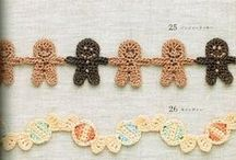 Crochet Inspiration / Have the basics - now to do something with them...
