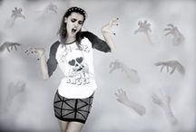 Halloween Outfit / Do you know how to dress up for Halloween? Check the right look for the 31st of October!