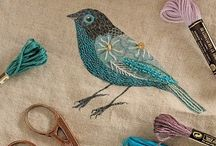 SEW IT - Embroidery / Some inspiration for future embroidery projects!