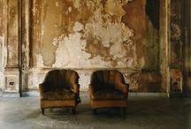 decaying opulence / by Zoë François | ZoeBakes