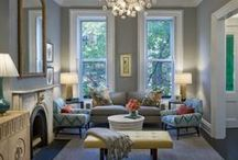Living Room Decor / by Katie Hudder