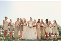 Bridesmaids / Pretty things for my beautiful ladies