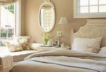 bedroom sanctuary / Bedroom