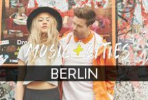 Bench #LoveMyHood Berlin / In recent years Berlin has become a cultural and creative hub pulling people from across the globe. Mali Koa and Tom Payne headed over to Berlin, where they met local techno artists, such as Escape to Mars and Josh Fox, who told them how their very personal Berlin sound was like. / by Bench