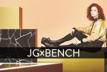 JGxBench Capsule Collection / The JGxBench Capsule Collection was designed by British singer and Grammy winner Jess Glynne. All 15 styles are now available online and in selected retail stores: https://www.bench.co.uk/Jess-Glynne/ / by Bench