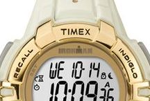 Hollywood Gold / New Timex Ironman Gold watches available. We're all about the bling!