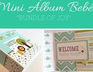 "MINI ALBUM BEBE ""BUNDLE OF JOY"""