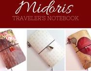 MIDORIS - TRAVELER´S NOTEBOOK
