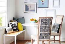 Home: Dining Room Inspiration / Dining spaces that invite people to sit down and stay awhile