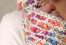 knitting and fiber arts / by Lisa Galloway