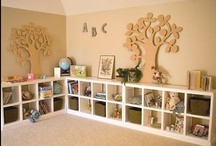 Redoing the playroom / by Finnegan and The Hughes
