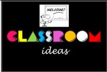 Classroom Ideas / by Catherine Selph