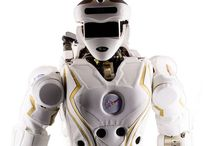 Skynet Rising / Inspirational Robots real and imagined / by Richard