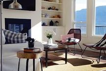 Living rooms / Ideas that make your house a 'home'.