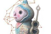 art, illustration, etc. / by L. Bagg