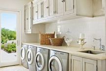 Laundry Room / Laundry/mud room decorating ideas. / by Denver Realtor | Olivia Maddox