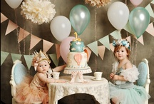 Celebrations  / Whether it's a kid's party or one for an adult...the ideas is endless / by Joanne Human