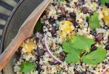 Quinoa is So Hot / by Anne Shepherd