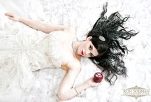 Snow White Wedding Inspiration / Snow White Winter Wedding Inspiration from Ron Soliman Photojournalism
