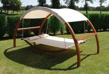 Chill out / #Chillout, #Gardens, #Tents, #Design / by Panic Made ByHand