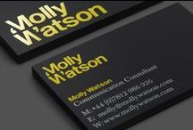 [Graphic] Business Cards / #Identity, #Corporation, #Brand, #Design, #Tarjetas, #Business, #Cards
