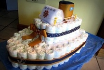 Diaper cakes and more
