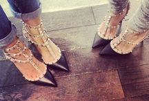 shoe-aholic / Love for shoes.